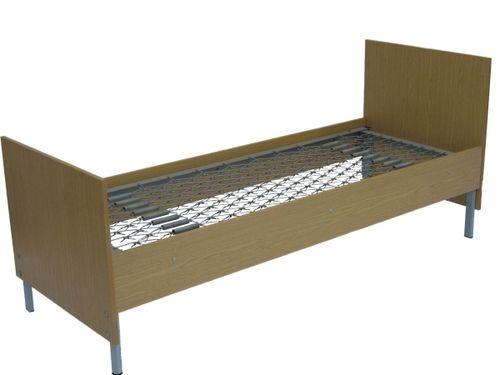 кровать на ромбической сетке