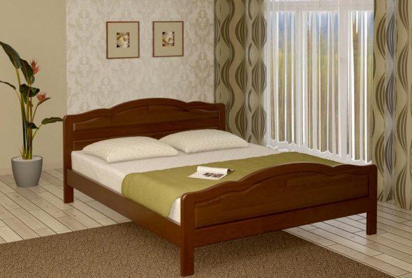 кровать новинка муромские мастера