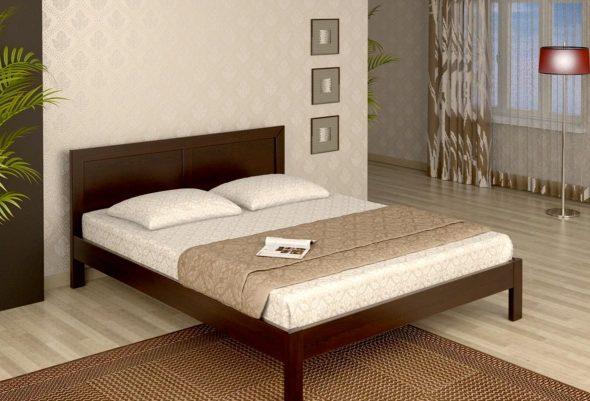 кровать фирмы муромские мастера
