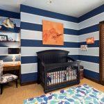 детская кровать черная