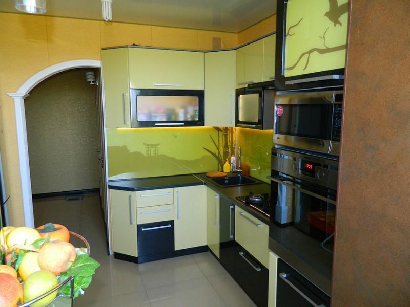 Дизайн кухни 3 метра на 5 метров