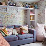 мебель бескаркасная красивая