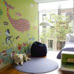мебель бескаркасная в детской