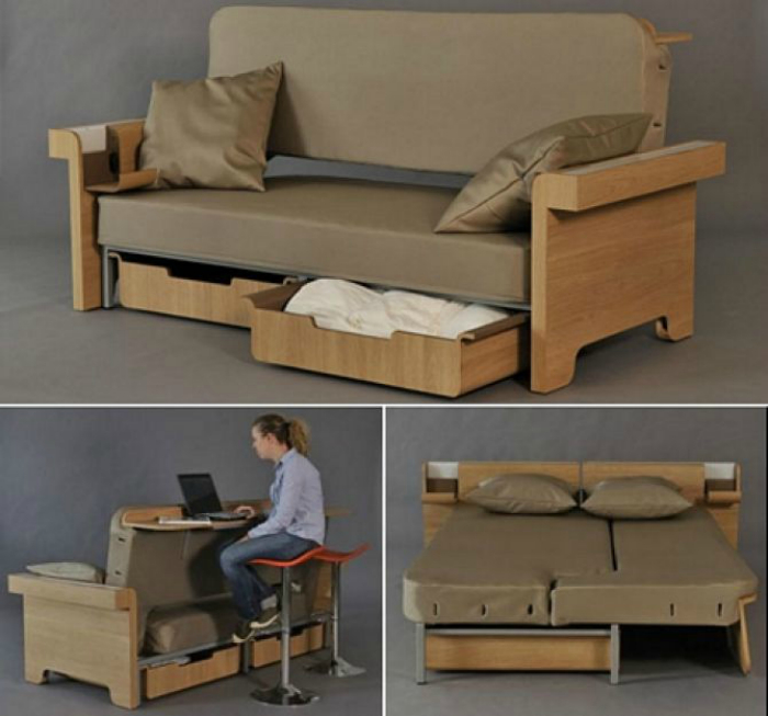 Кровать диван трансформер своими руками