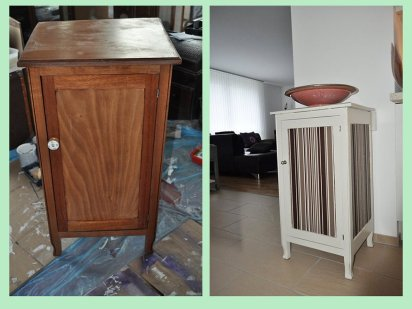 переделать старую мебель