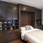 кровать шкаф в стенке