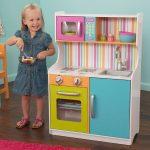 сделать детскую игровую кухню для девочек