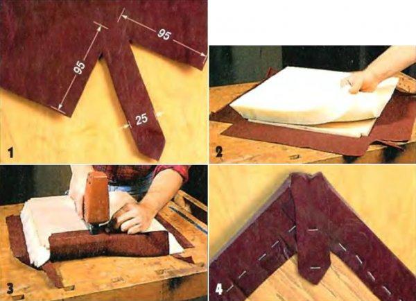 Как сделать отказной материал