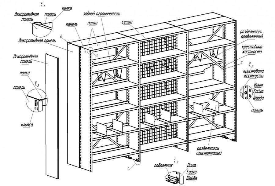 Шкафы своими руками / изготовление шкафов.