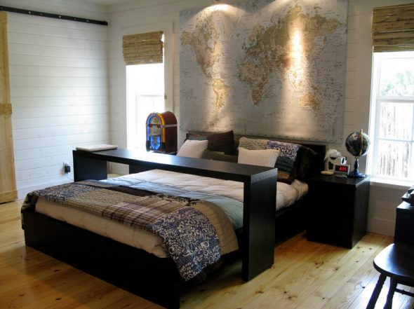 спальня подростка