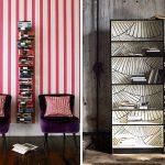 книжный шкаф идеи