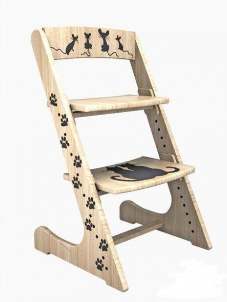 стульчик в дизайне