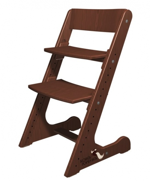 Детский стул конек горбунок размеры