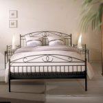 в классическом стиле кованые кровати икеа