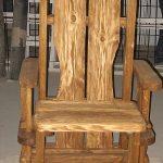 возможность создавать оригинальные деревянные стулья