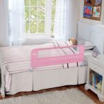 детская кровать с бортиком