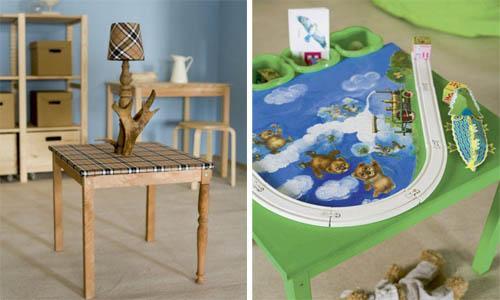Как сделать декор стола своими руками фото 593