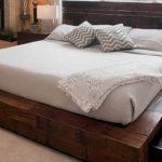 Деревянные кровати из массива фото