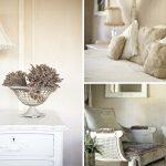Детали спальни и гостиной