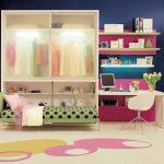 Детская комната для двоих девочек-стиль