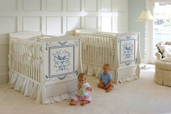 Детская комната для двух