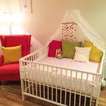 Детская широкая кровать