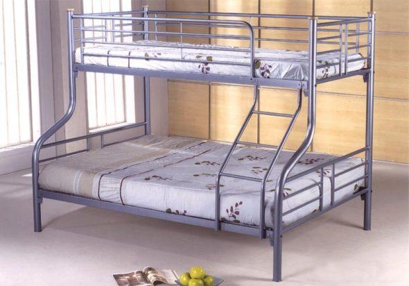 Двухъярусная кровать BB 002