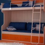 Двухъярусная кровать Fanki Siti