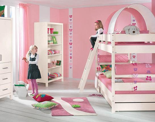 Двухярусная кровать Pinetta