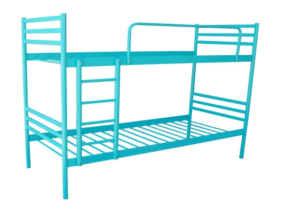 Двухъярусная кровать является отличным решением организации спального места