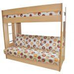 Двухъярусная кровать с диваном-выбираем