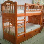 Двухъярусная кровать трансформер Джулия