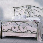 Фото кованых кроватей для дома