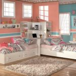 Интерьер комнаты для двойняшек фото