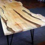 Эпоксидная смола для декора и изготовления мебели
