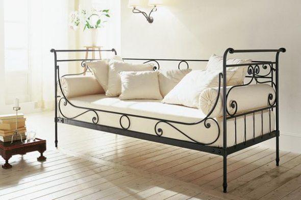 Кованые детские кровати