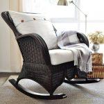 кресло качалка удобное