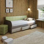 Кровать 12М Серия 4.11