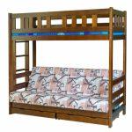 Кровать-чердак Фламинго