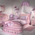 Кровать для девочки - идеи дизайна