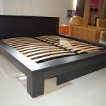 Кровать двуспальная Ника