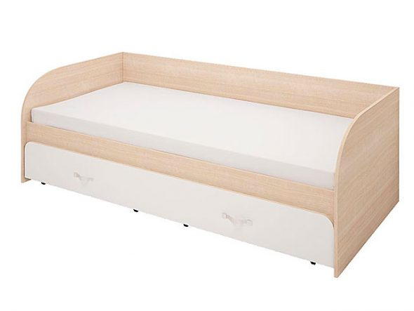 Кровать на 900мм+ящик