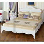 Кровать в стиле Прованс в спальню Лаванда