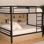 Металлическая двухъярусная кровать Олимп 4