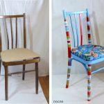 Новая жизнь для стула