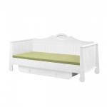 Подростковые кровати белого цвета