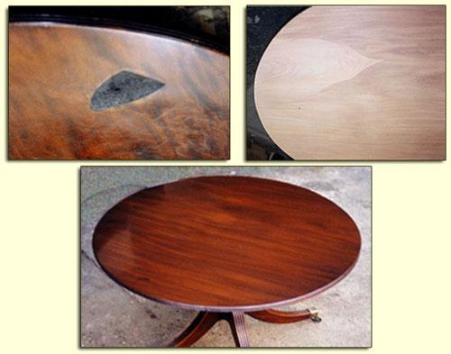 Деревянный стол реставрация своими руками 133