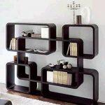 Решения для хранения — дизайн гостиных