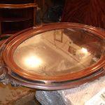 Реставрация рамы под зеркало