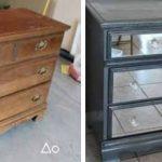 Реставрация советской мебели своими руками до и после